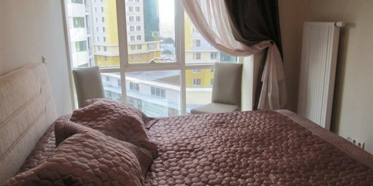 1-bedroom Apartment Istanbul Başakşehir with kitchen for 6 persons